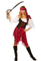 High Seas Pirate Costume (EF2170)